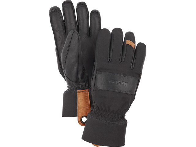 Hestra Highland Gloves black